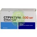 СТРУКТУМ 500мг N60 капс. Pierre Fabre Medicament Production