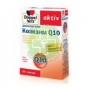 Аптека - ДОППЕЛЬГЕРЦ АКТИВ КОЭНЗИМ Q10 капсулы  N30 Queisser Pharma GmbH & Co